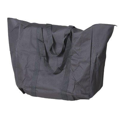 Efalock Professional tas voor mobiele wastafel transporttas voor statiefbekken, zwart