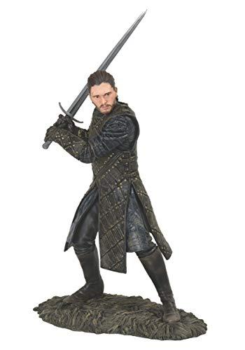 Dark Horse Deluxe Game of Thrones: Jon Snow Battle of The Bastards Action Figure