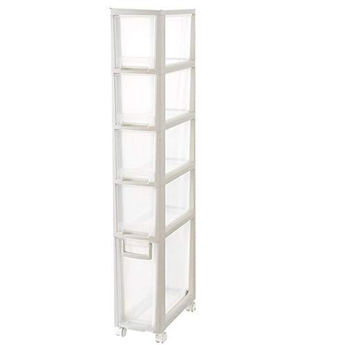 TXXM manufacture Cajonera de almacenamiento con costuras para armarios de almacenamiento y cajones (color: 6 capas, tamaño: 20 cm)