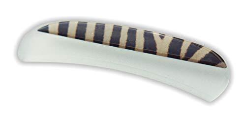 Danzetta Profi Nagelfeile halbrund Formfeile aus gehärtetem Glas Feile Nägel DN3016