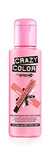Crazy Color 100ml. 70 - Peachy Coral