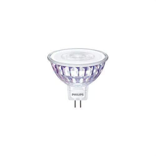 Philips 70823100 Master LEDspot value 5, 5W-35W GU5, 3 warmw.827, 36° Dimm.450lm, 5.W, Weiß