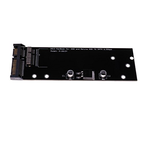 #N/A Ssd to Sata Adapter Card for Macbook Air Ssd Retina Air