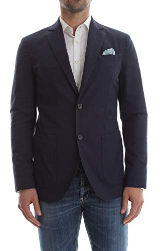 AT.P.CO ALAN60 A0347A GIACCA E BLAZER Uomo Blu navy 52