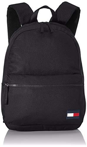 Tommy Hilfiger Herren Tommy Core Backpack Rucksack Schwarz (Black)
