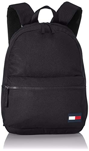 TOMMY CORE BACKPACK Men's Purse, Black, 19x44x32 centimeters (B x H x T)