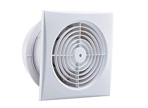 Abluftventilator Abluftrohr Wandhalterung Geräuscharmer Familienbadezimmer-Küchenabzug Lüftungsabzug