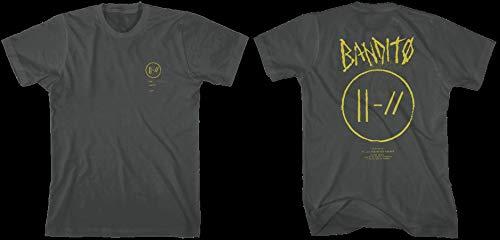 T-Shirt # Xl Unisex # Bandito Circle Slim-Fit