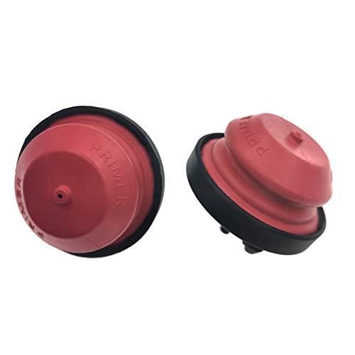 2 Stück 951-10639A Primer Zündkapsel Benzinpumpe für Tecumseh Craftsman MTD Troybilt Schneefräse Werfer 570682A 570682 751-10639 951-10639