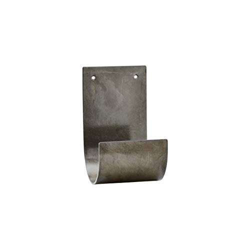 House Doctor, Toilettenpapierhalter, Simply, Eisen, Stahl, w: 12 cm, h: 20 cm