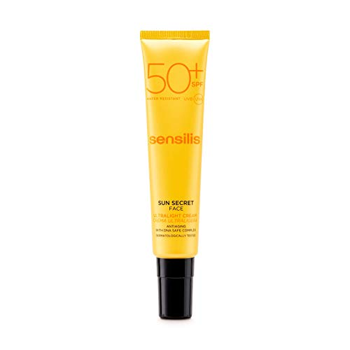 Sensilis Sun Secret Ultraleichte Creme Spf50 + 40ml