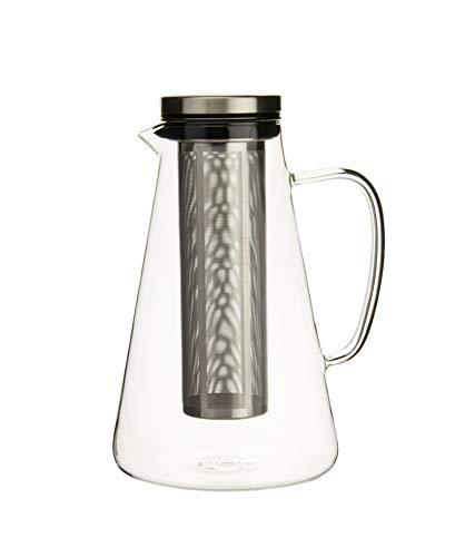 VAHDAM, Pichet à thé glacé avec couvercle, 1.5 L |...