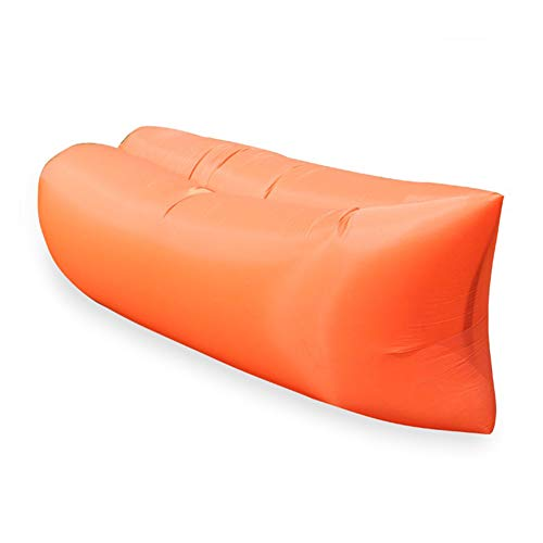 Sofa Hinchable, Upgrade Anti-Air Leaking Air Sofa con Paquete Portátil, Sofá Inflable y Silla Air para Viajes, Jardín, Campamentos, Excursiones y Fiestas en la Playa