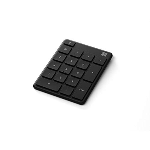 マイクロソフト ナンバー パッド(マット ブラック)23O-00002