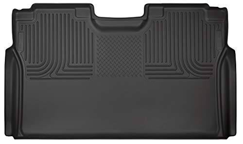 Mejor Motor Trend OF-933-BK Black Deep Dish Rubber Floor Mats All-Climate All Weather Performance Plus Heavy Duty Liners Odorless crítica 2020