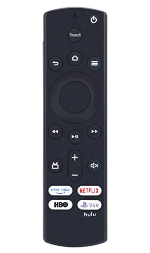 New CT-RC1US-19 Replaced Remote Compatible with Toshiba Fire TV fire tv Edition Smart tv Toshiba fire tv Edition 32 inch Toshiba fire tv Edition 4k 55 inch 43 inchtv
