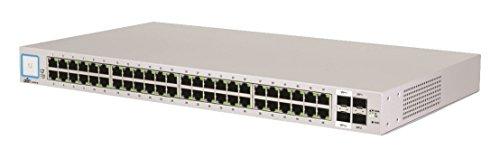 Ubiquiti US-48-500W Switche Managed PoE + Gigabit-Switch mit SFP Silber