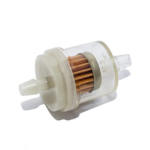 Filtro benzina/Filtro carburante universale 6mm