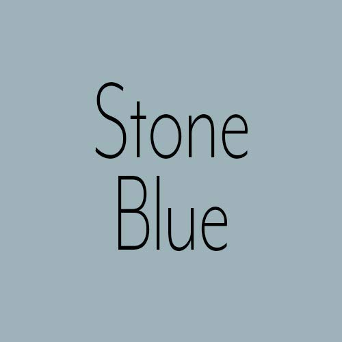 Wandfarbe Blau Capital Paint Latex Bunt Innenfarbe Strapazierfähig Stone Blue 2,5 Liter