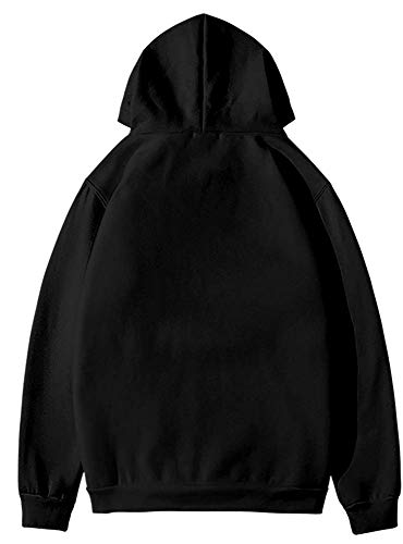 Unisex Chainsaw Man Hoodie Costume Printed Hooded Pullovers Sweatshirts Tops Jacket (Style 3, x_l)