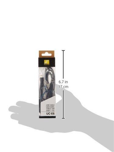 Nikon 25604 UC-E6 USB Cable