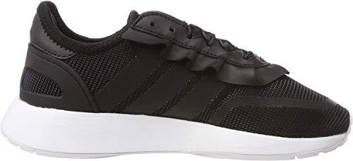 Adidas N-5923 J Zapatillas de Gimnasia Unisex Niños, Negro (Core Black/Core Black/Carbon Core Black/Core Black/Carbon), 38 EU