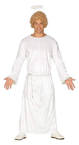 Guirca Disfraz de Ángel Blanco para Adultos