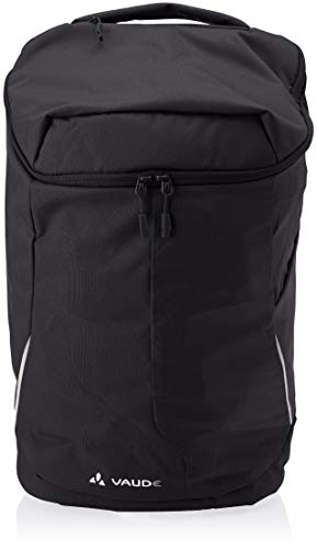 VAUDE Tecoday III 25 Spacieux sac à dos urbain pour la fac ou le bureau black