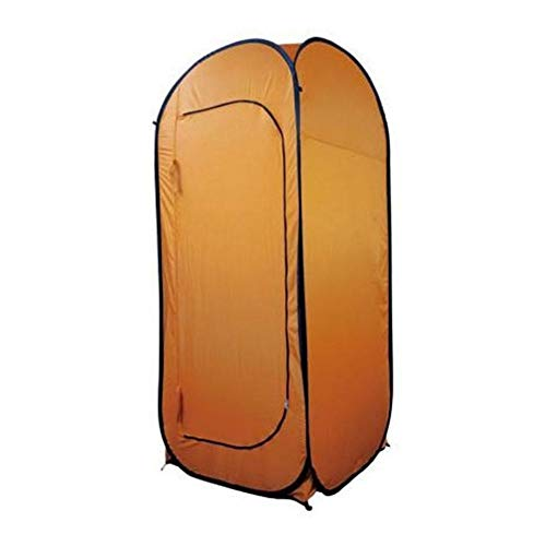 Letway Pop-up-Zelt für eine Person, vertikal/horizontal, tragbares Outdoor-Campingzelt, Notfall-Notfall-Katastrophenschutz Badeumzugszelt, Outdoor-Angelzelt