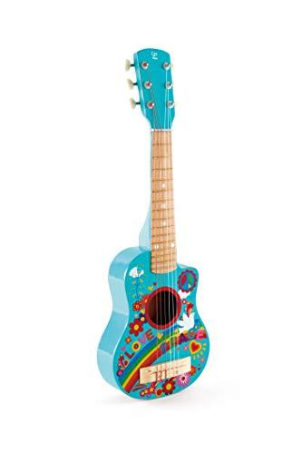 Hape E0600 Gitalele Flower-Power, Gitarre/Ukulele