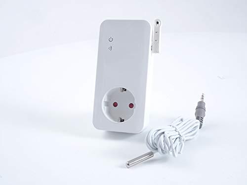 GSM Fernschalter und Temperaturwächter 2G Version DRH-301-V3.2 mit Analog + Digitalsensor