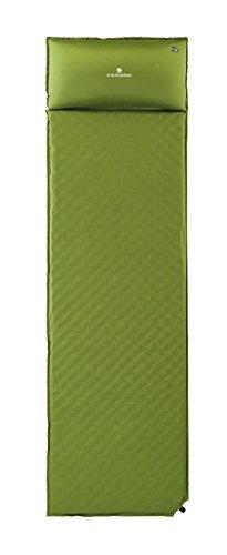 Ferrino Matress AUTOG.Dream W/Pillow CM180x51 Colchoneta Montañismo, Alpinismo y Trekking, Adultos Unisex, Verde (Green), Talla Única