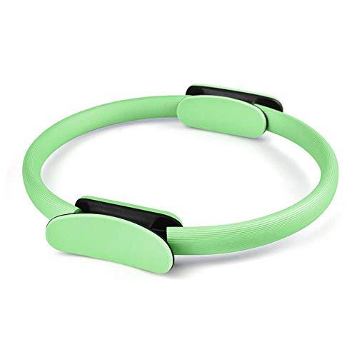 """SUIYI Trainingsgerät 15\"""" Doppelgriff Po Trainer Ausgeglichener Körper Yoga Rolle für Bodybuilding Training Yoga Übungsgerät"""
