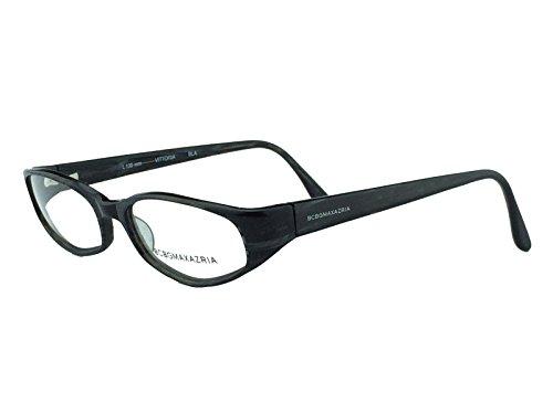 New Authentic BCBG Maxazria Vittoria Black Marble Womens Eyeglasses