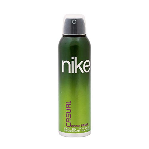 Nike Casual Deo for Men, Green, 200ml by Nike