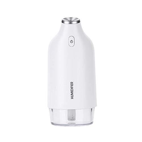 Nrpfell Humidificador de Elefante USB de Carga Luz de Noche Colorida Humidificador MáQuina de Aromaterapia