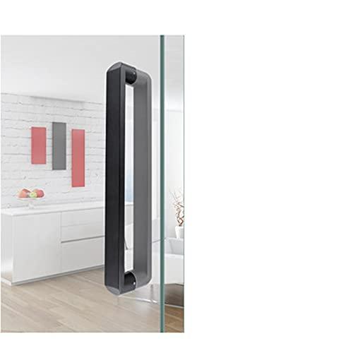 WYZDCP Reemplazo de la manija de la Puerta de la Ducha para la Puerta de Vidrio,Las perillas de la Puerta del Cuarto de baño para los recintos de Ducha Pantalla Interna/Externa (Size : 900mm)