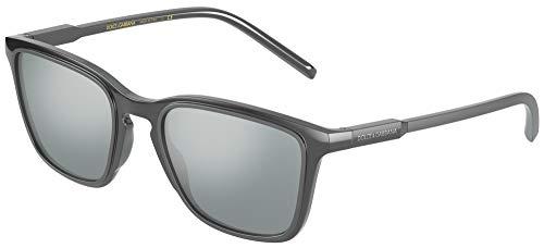 Gafas de Sol Dolce & Gabbana LESS IS CHIC DG 6145 Grey/Grey 54/21/145 hombre