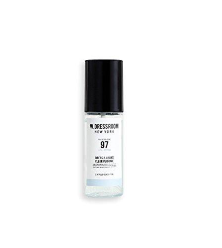 W.Dressroom Perfumes Ambientadores para el hogar Fragancias Fragantes de la habitación del coche Spray (70 ml, No97. Algodón de abril)