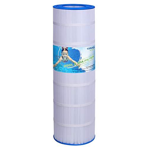 TOREAD Replacement for Pool Filter Pentair CC150, CCRP150, PAP150, PAP150-4, Unicel C-9415, R173216, 59054300, Filbur FC-0687, 160317, 160355, 160352, Predator 150, 150 sq. ft. Cartridge