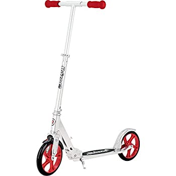 Razor A5 LUX Kick Scooter - Red - FFP  38.6 Inch