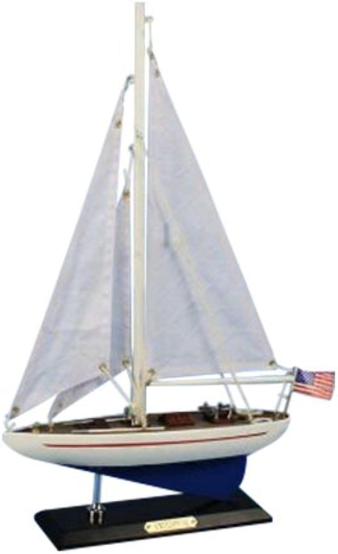 Hampton Nautical Enterprise Sailboat, 16