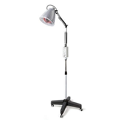 Licht Therapie Infrarood Verwarming Lamp - Infrarood Verwarming Apparaat | 3e Generatie Rode Licht Therapie met Speciale Kenmerken - Pijn Verlichting Apparaat (Kleur : Vloer)