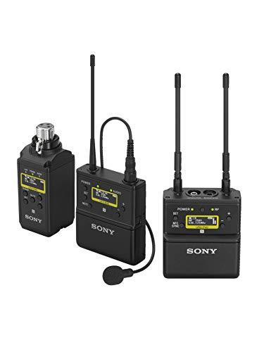 Microfone Omni-lapela Sony UWP-D26