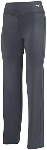 Mizuno - Volleyball-Hosen für Damen in Grau, Größe Womens X-Small