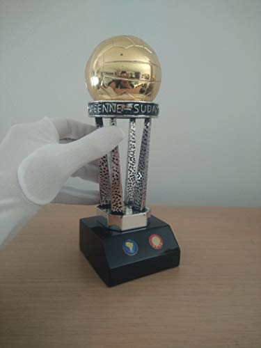 soccerballscollection Trofeo Copa Intercontinental 1960 Futbol, Madrid, Milan, Boca