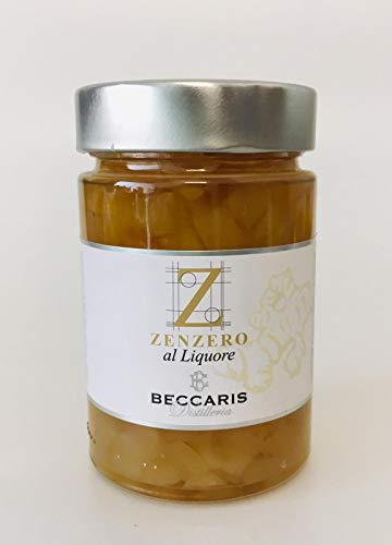 Beccaris - Zenzero al Liquore 100 ml.