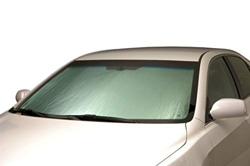 Intro-Tech Automotive TT-86 Silver Custom Fit Windshield Sunshade for Select Toyota Corolla Models