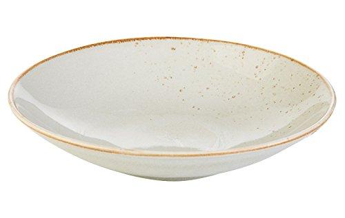 Suppenteller Tiefteller Salatteller | Steinzeug | Sandfarben | spülmaschinenfest