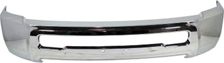 CPP Chrome Steel Front Bumper for Dodge Ram 2500, Ram 3500, Ram 2500, 3500 CH1002391